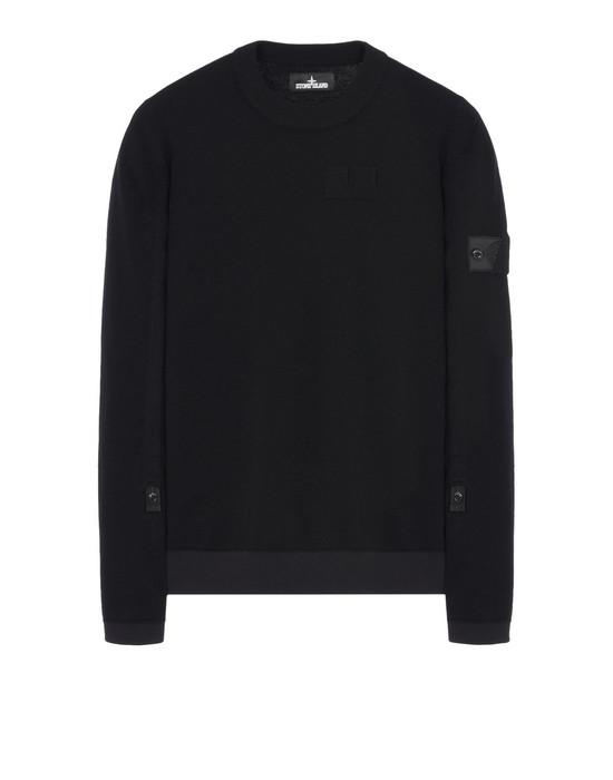 The Project Garments Mens Crew Neck Sweatshirt Navy Blue