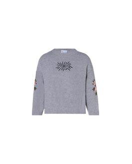 REDValentino NR0KC1133DD DG8 Knit Sweater Woman a