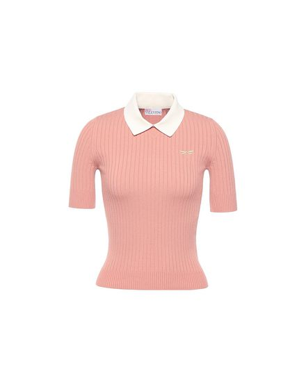 REDValentino Knit Sweater Woman PR3KC1623JP C57 a