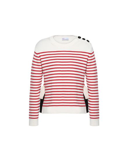REDValentino Knit Sweater Woman PR0KC1743R2 A0B a