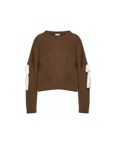 REDValentino Knit Sweater Woman PR0KC1813RE CL4 a
