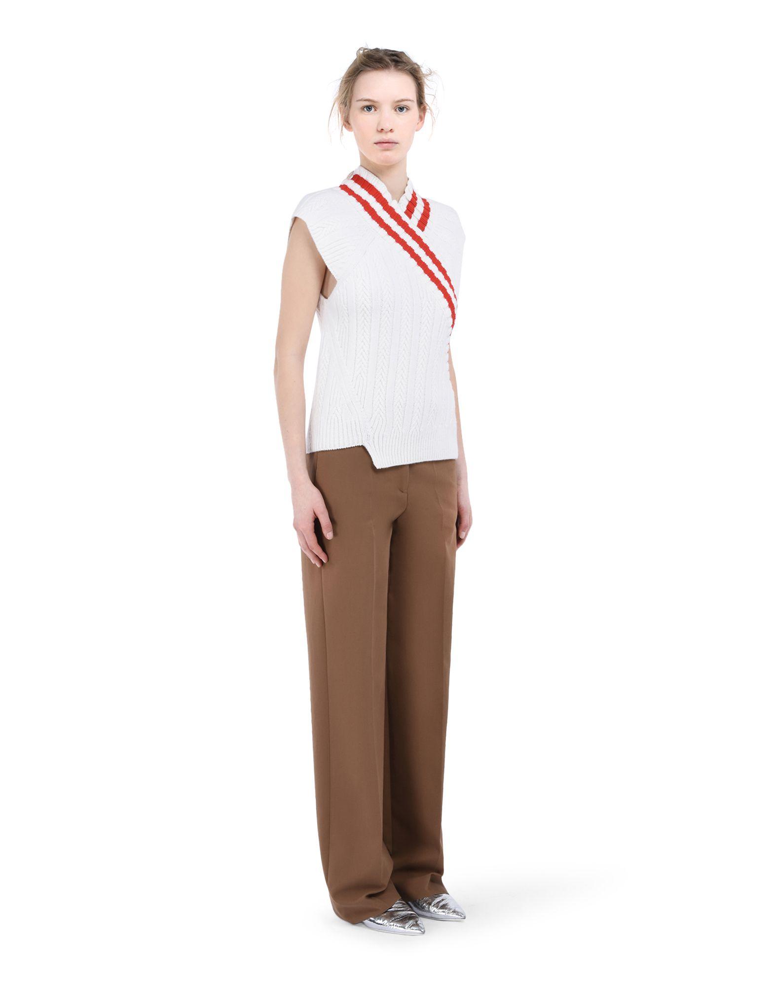 Knit vest - JIL SANDER Online Store