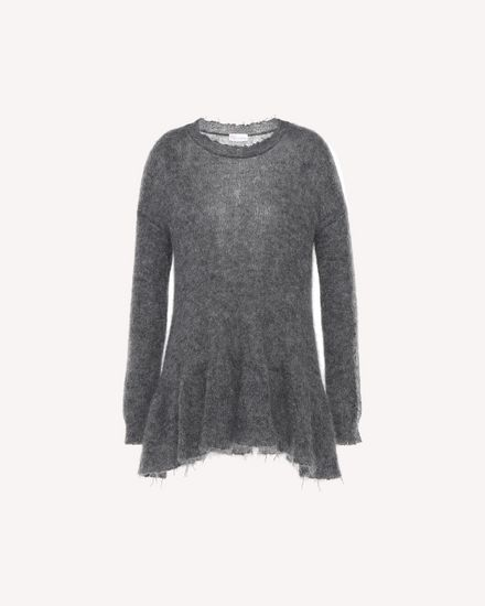 REDValentino Knit Sweater Woman QR3KC1993VJ 113 a