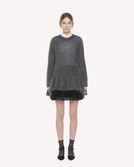 REDValentino Knit Sweater Woman QR3KC1993VJ 113 f