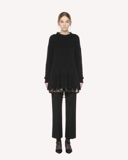 REDValentino Knit Sweater Woman QR3KC1993VJ 0NO f