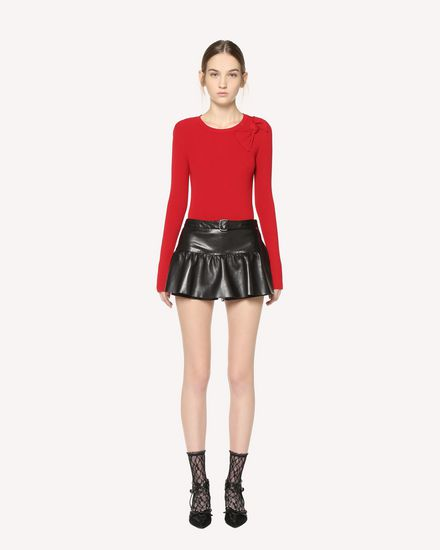REDValentino Knit Sweater Woman QR3KC1B33Y6C61 f
