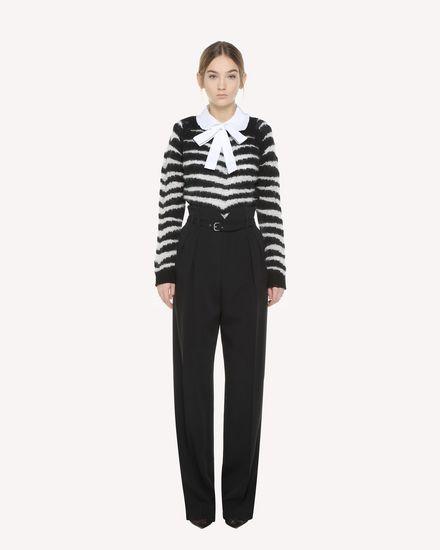 REDValentino Knit Sweater Woman QR3KC08Y3Y2 0NA f