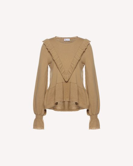 REDValentino Knit Sweater Woman QR3KC1B83VQ 954 a