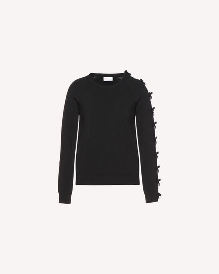 REDValentino Knit Sweater Woman QR3KC1D03VY0NO a