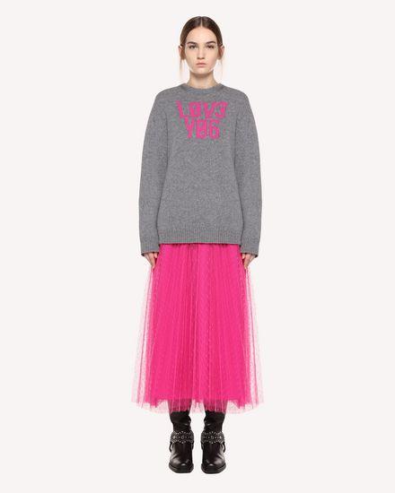 REDValentino 针织衫 女士 QR0KC1E3453 080 f