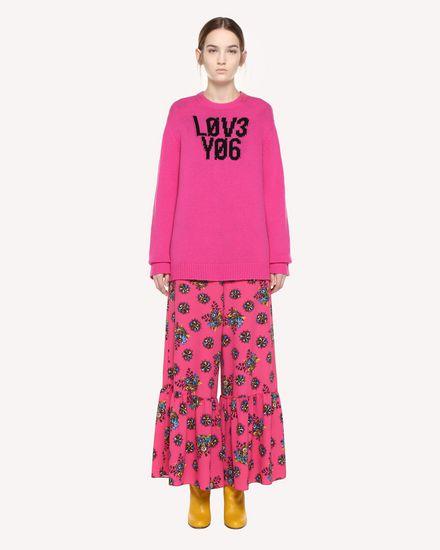 REDValentino 针织衫 女士 QR0KC1E3453 FA9 f