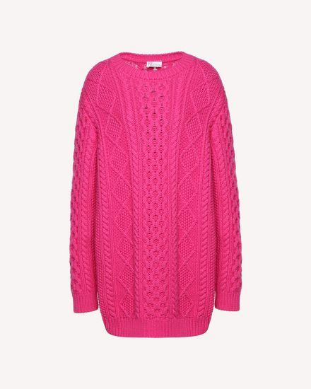 REDValentino 针织衫 女士 QR0KC1E4454 FA9 a