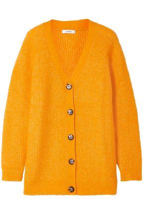 가니 GANNI Knitted cardigan,Marigold