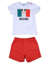 MOSCHINO BABY - Outfit with shorts