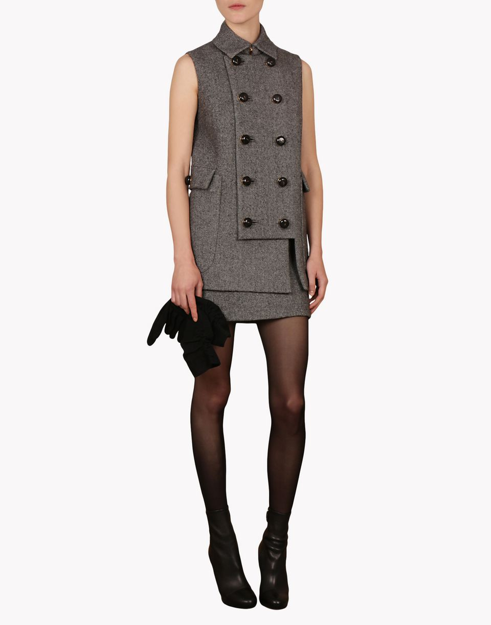 virna 60's suit combined looks Woman Dsquared2