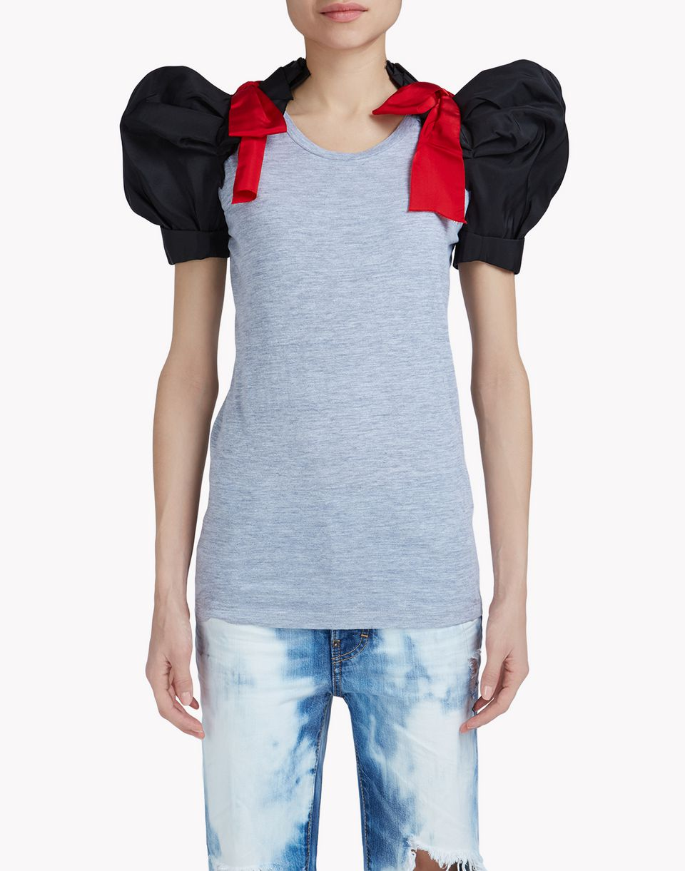 heraldic t-shirt top wear Woman Dsquared2