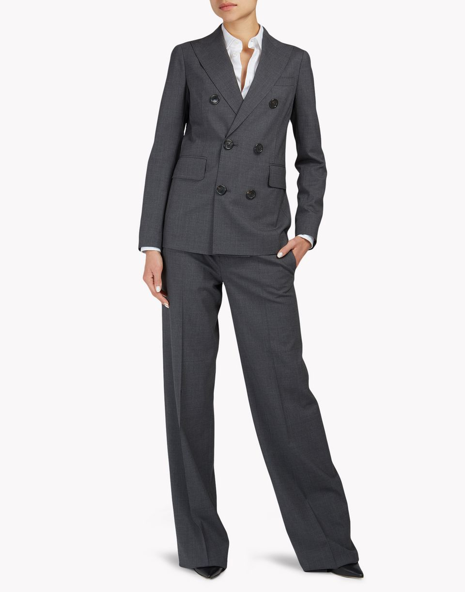 double-breasted suit combined looks Woman Dsquared2