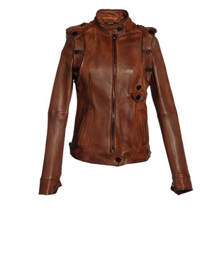 Jacket Women - Coats & jackets Women on CoSTUME NATIONAL Online Store :  chic designer leather jacket natural leather