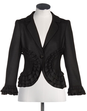 Blazer Women - Jackets Women on Moschino Online Store :  top wear moschino accessories dresses