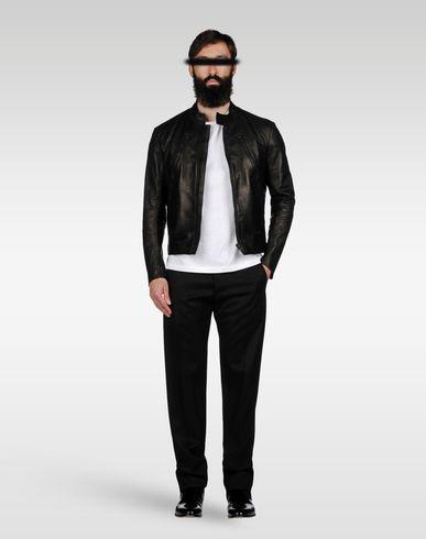 MAISON MARGIELA 14 Leather Jacket