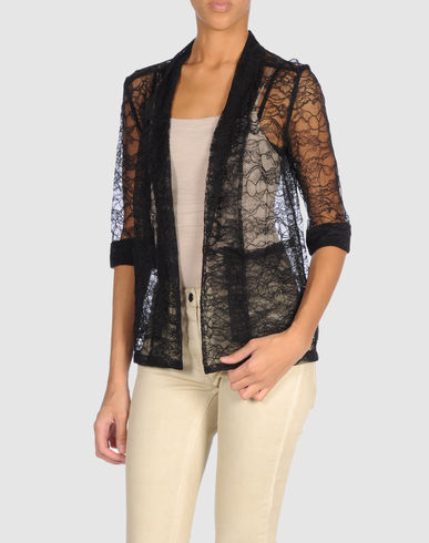 REBECCA MINKOFF Lace Blazer from yoox.com