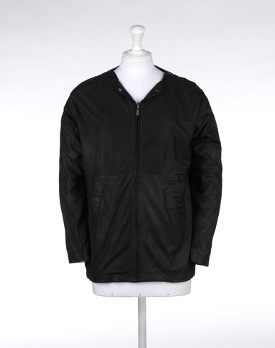 MM6 by MAISON MARGIELA Leather Jacket
