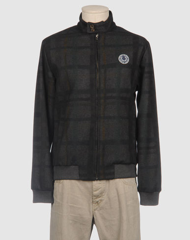 RAF SIMONS FRED PERRY. Jacket. SALE OF THIS MERCHANDISE IS FINAL.