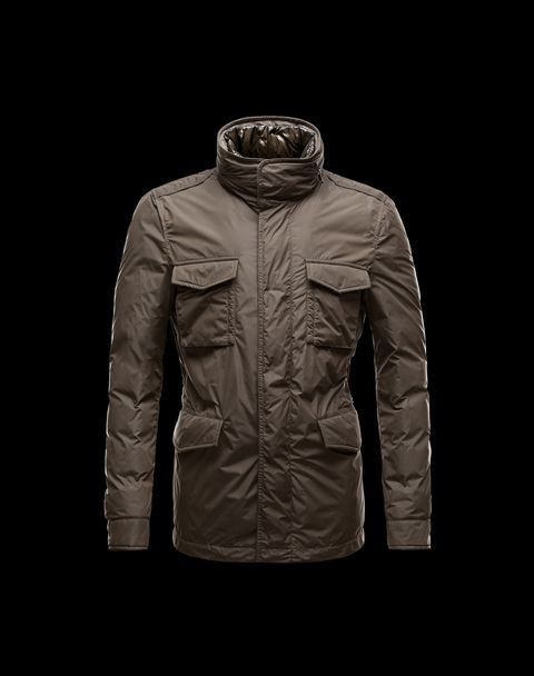 MONCLER Men - Fall-Winter 13/14 - OUTERWEAR - Jacket - Hector
