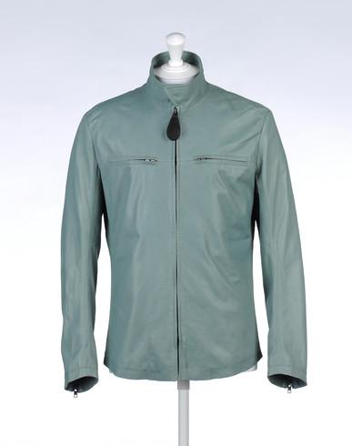 MAISON MARGIELA 10 Leather Jacket