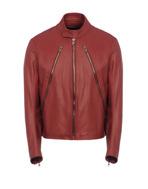 Leather outerwear Men's - MAISON MARTIN MARGIELA 14