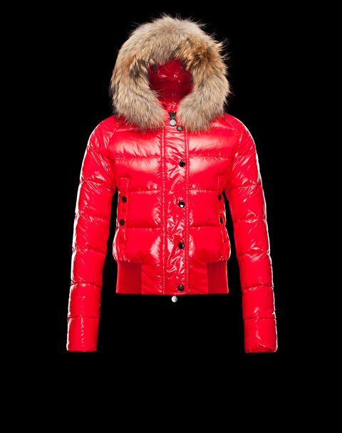 MONCLER Women - Fall-Winter 13/14 - OUTERWEAR - Jacket - Alpin