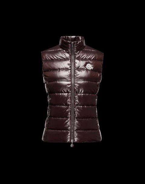 MONCLER Women - Fall-Winter 13/14 - OUTERWEAR - Vest - Ghany
