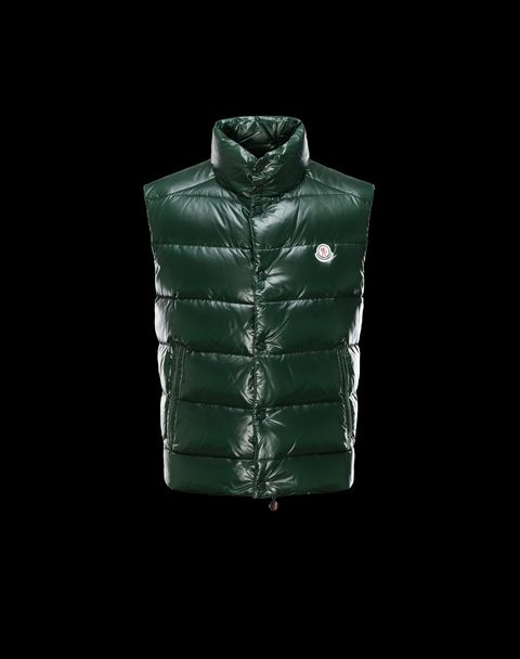 MONCLER Men - Fall-Winter 13/14 - OUTERWEAR - Vest - Tib