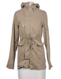..,MERCI - Mid-length jacket