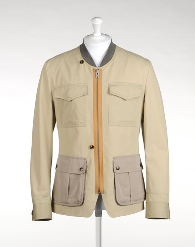 MAISON MARGIELA 10 Light jacket