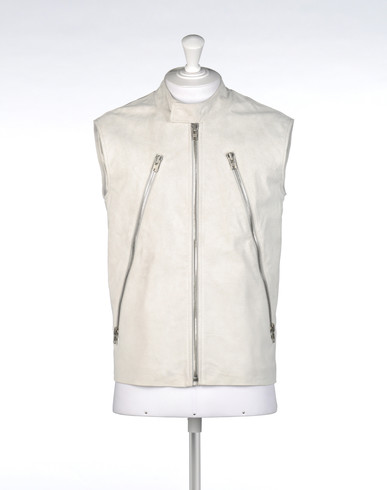MAISON MARGIELA 14 Leather Jacket