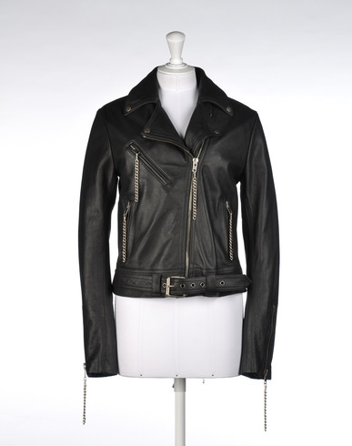 MAISON MARGIELA 1 Leather Jacket