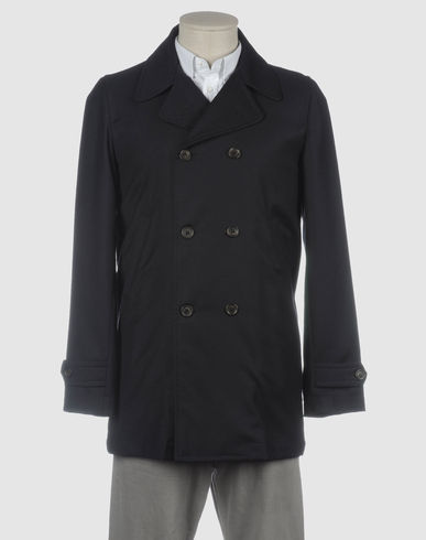 NEW YORK INDUSTRIE - Mid-length jacket