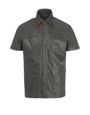 Leather outerwear Men's - VALENTINO