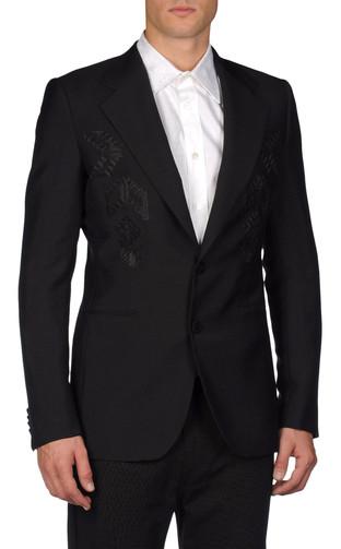Blazer - ROBERTO CAVALLI - 60% Mohair, 40% Virgin Wool