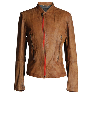 DIESEL BLACK GOLD - Leather jackets - LAPILY