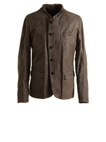 DIESEL BLACK GOLD - Leather jackets - LEVINTY