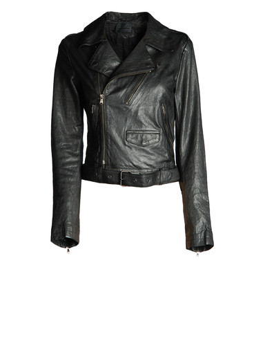 DIESEL BLACK GOLD - Leather jackets - LECTO