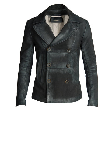 DIESEL BLACK GOLD - Leather jackets - LICABAN