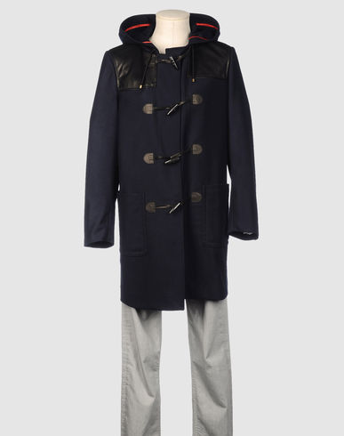 TRUSSARDI 1911 Mid-length jacket