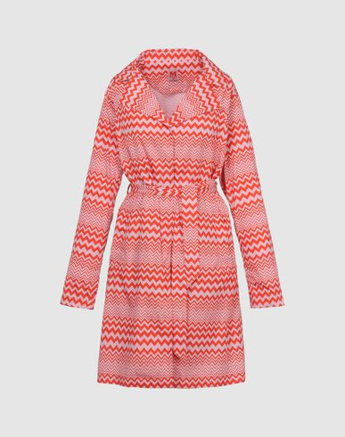 M MISSONI for ORPHANAID - Full-length jacket