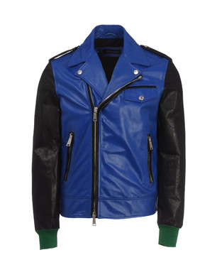 Leather outerwear Men's - DSQUARED2