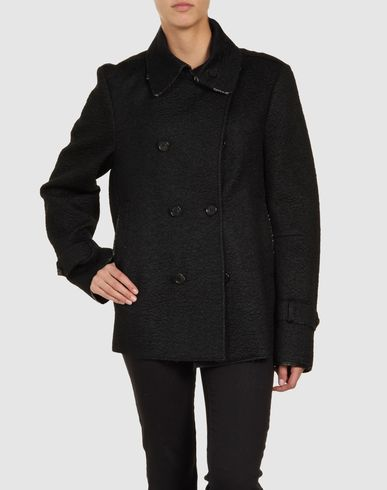 COSTUME NATIONAL - Mid-length jacket
