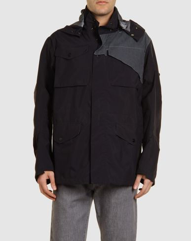 STONE ISLAND - Mid-length jacket