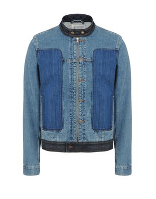 Denim outerwear Men's - MAISON MARTIN MARGIELA 10
